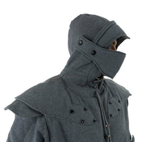 The Official Knight Hoodie (S, Storm Grey) ZBoss Inc,http://www.amazon.com/dp/B00FS2MAKS/ref=cm_sw_r_pi_dp_3TZGtb1R5TQ74D9Z