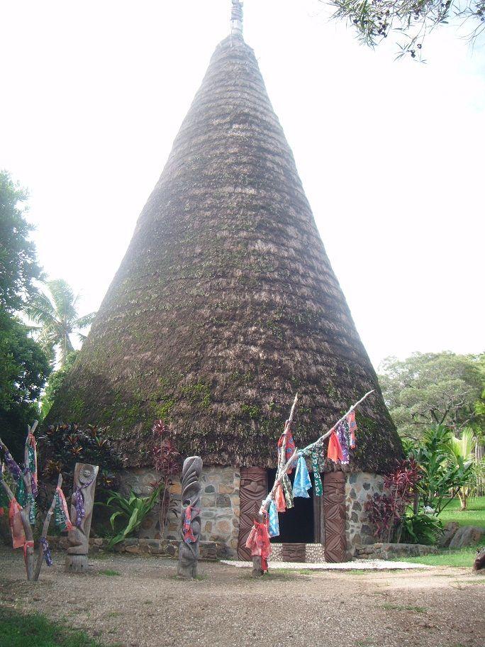 Nouvelle-Calédonie : le centre culturel Jean-Marie Tjibaou