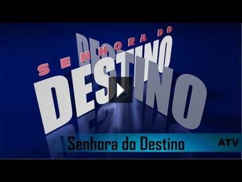 REDE ALPHA TV | : SENHORA DO DESTINO | Cap.004 | 16/03/2017