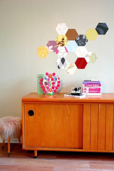 Selbstklebende Tapeten Holz : sich 15 verschiedene tapetenwaben die mit selbstklebender folie