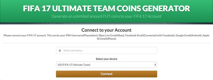 Free fifa 17 coins purchase must be real.For more information visit on this website http://www.freefifa17coinsultimateteam.com/.