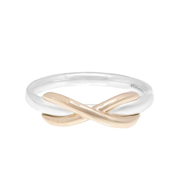 1000 ideas about tiffany infinity rings on pinterest