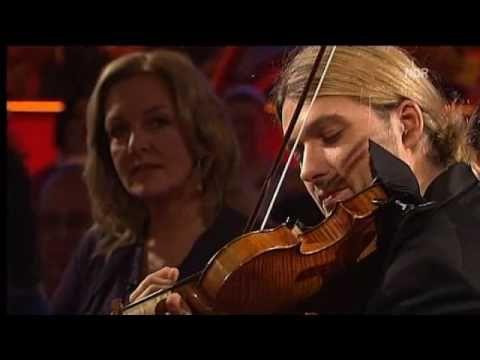 Music-Tour 2013 Open Air Warsteiner HockeyPark Mönchengladbach David Garrett mit Band und großem Orchester (Neue Philharmonie Frankfurt)
