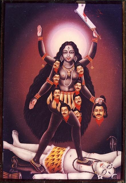 Kali - The most Beautiful
