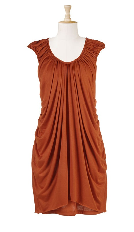 .Rusty Orange, Deep Orange, Waterfall Dresses, Burnt Orange, Beautiful Dresses, After Baby Belly, Comforters Dresses, Audition Dresses, Dresses Not