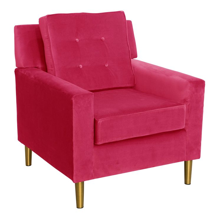 Playful Chinoiserie Arm Chair | from hayneedle.com