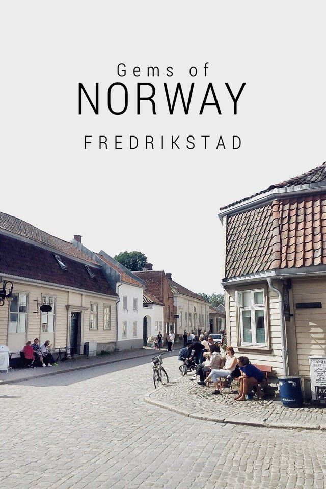 "NORWAY G e m s o f F R E D R I K S T A D Gamlebyen or ""Old Town"" Fredrikstad, a city in the east of Norway, is one of my favorite places to visit. We used to live in Fredrikstad over 15 years ago and it holds many good memories for us. With this story I by @mariannehope"