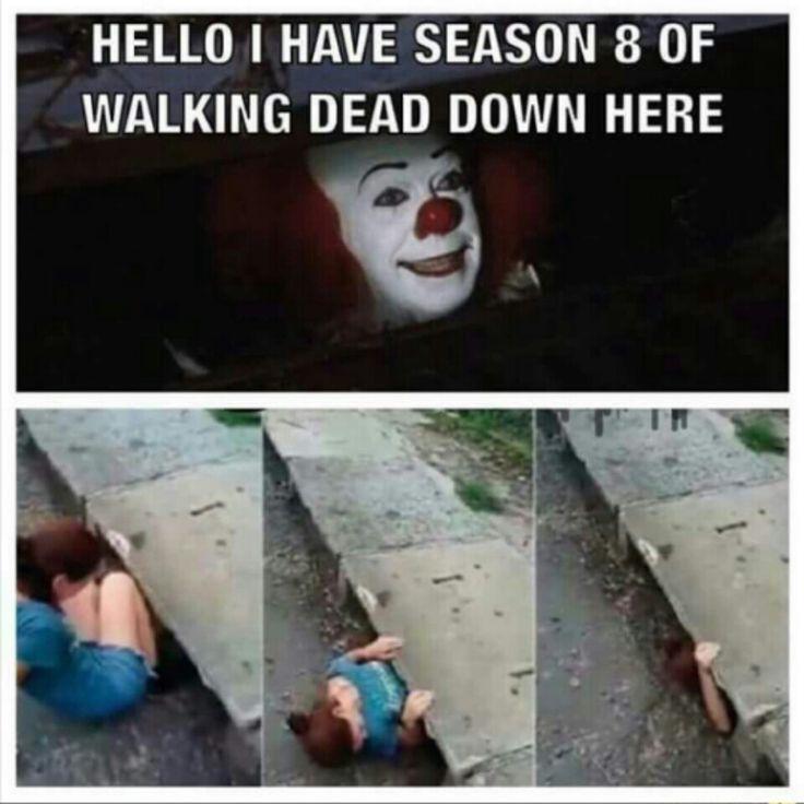 The Walking Dead #CantWaitFor #Season8 #twd