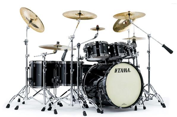 black tama drum set - photo #30