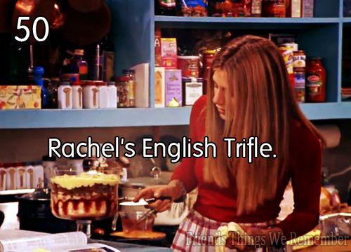 It tasted like feet.  hahahaha  Half of an English Trifle, & half of a shepherds pie!