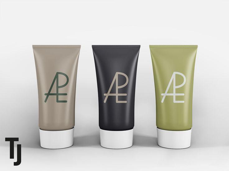 Original logo design for cosmetics company #graphicdesign #logodesign #branddesign #brandidentity #cosmetics #packagingdesign