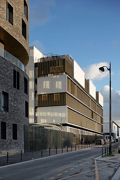 Agence d'archi Hessamfar et Véron France/Bordeaux