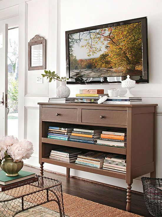 51 best Brown Painted Furniture images on Pinterest | General ...