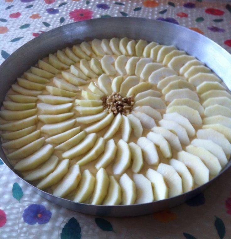 Elmalı Pasta Tarifi (6)