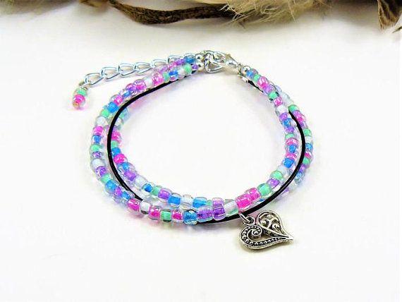 Hey, I found this really awesome Etsy listing at https://www.etsy.com/listing/601119521/multi-strand-bracelet-seed-bead-bracelet
