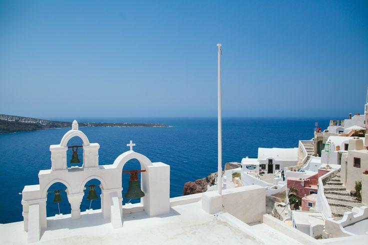 Santorini #Santorini #Greece #Grecja Marcin Bobowski pracownik działu IT