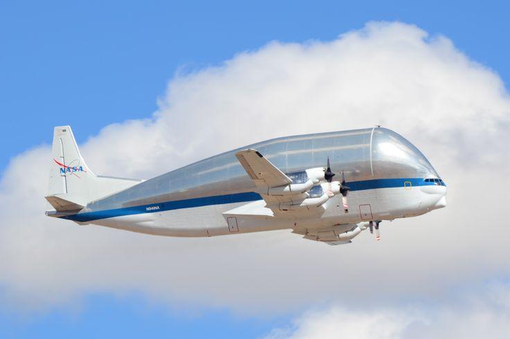 https://flic.kr/p/aF1rDg | NASA Aero Spacelines Super Guppy N941NA | NASA Aero Spacelines Super Guppy N941NA departs Davis-Monthan Air Force Base