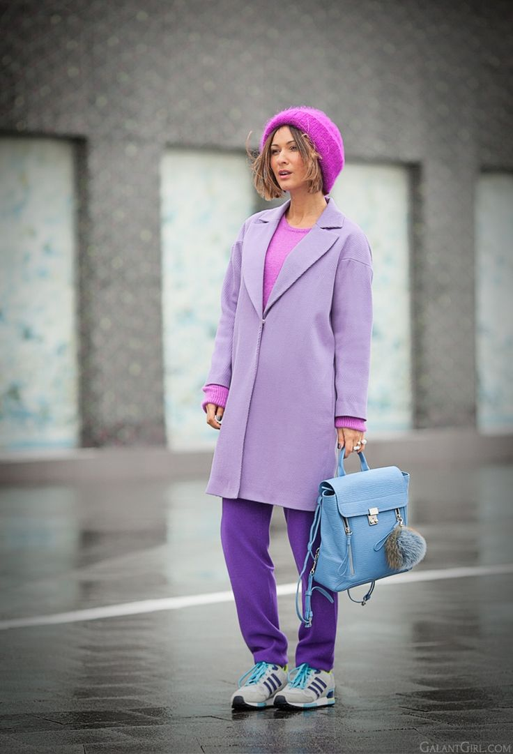 3.1 Phillip Lim blue pashli backpack on GalantGirl.com