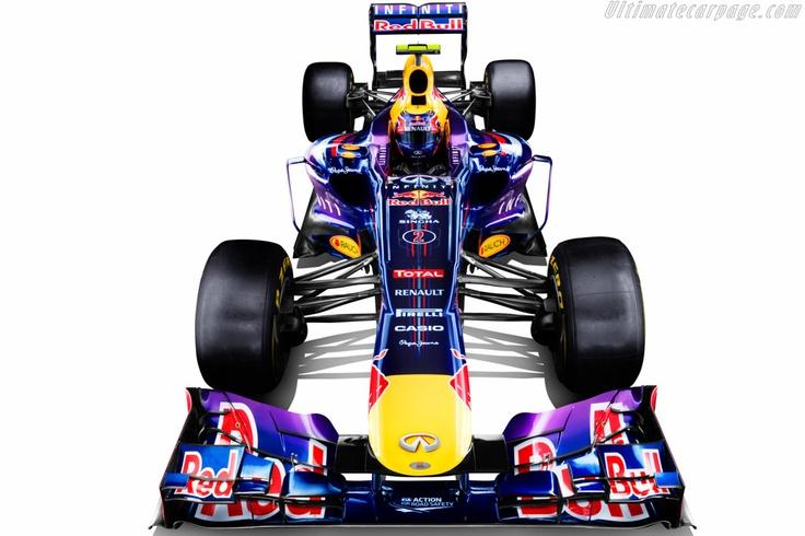 Red Bull Racing RB9 Renault 2013
