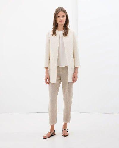 Catalogo Zara donna: nuova collezione abbigliamento autunno /inverno 2014-2015 ( FOTO)