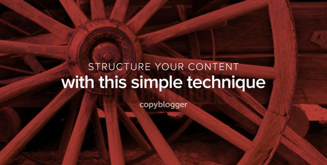 This Simple Illustration Explains the Difference Between a Cornerstone Content Page and a Blog Post