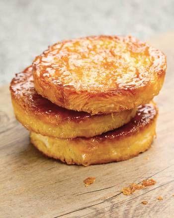 冷凍パイシートでも作れるよ♪フランスのお菓子「クイニーアマン」を手作りし