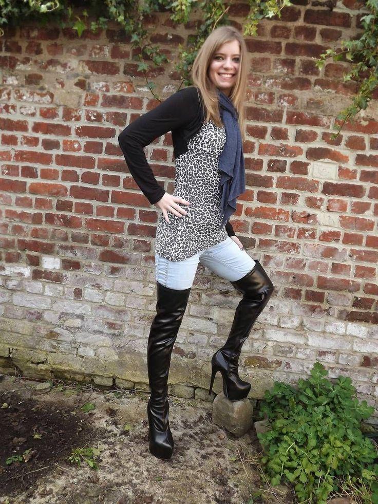 Teen thighs boots highs — 8