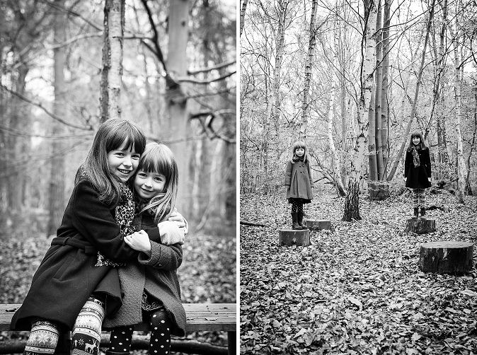 Childrens shoot in Thorndon Country Park Brentwood Essex by Anesta Broad Photography