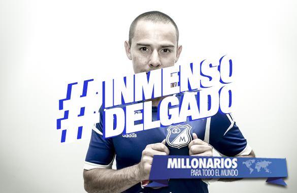 #InmensoDelgado