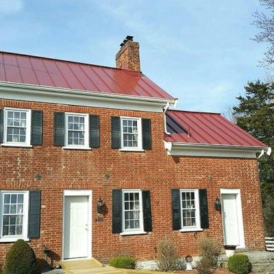 Best 1000 Images About Colonial Red Metal Roof On Pinterest 400 x 300