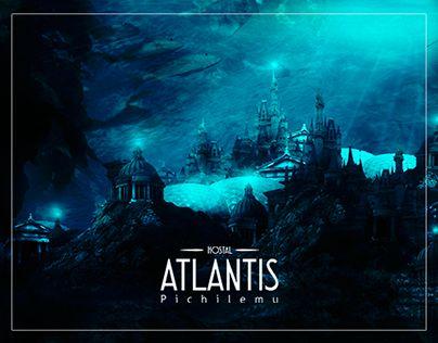 Sitio web, Hostal Atlantis Pichilemu