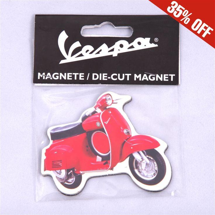 Magnet  (Red Vespa TopTank)