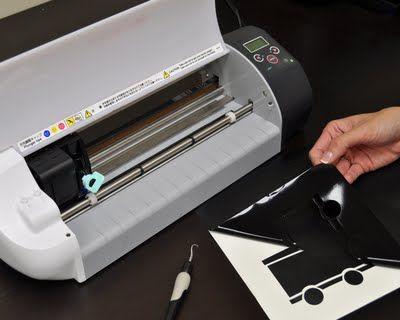 tutorial on cutting vinyl