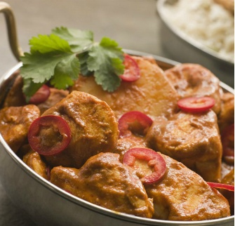 It's #nationalcurryweek and we love this Chicken Tikka Masala recipe. Slow cooking curry is a great way of marinating your meat over a long period of time.