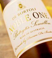 Dessert wine: De Bortoli, Noble One