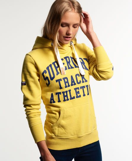 Superdry Athletics High Hoodie