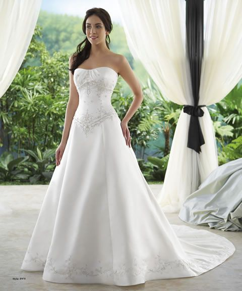 Trajes de novia baratos-975A
