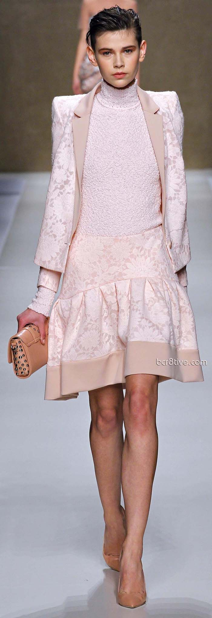 Fall winter 2013 fashion trends for women - Blumarine Fall Winter 2013 14
