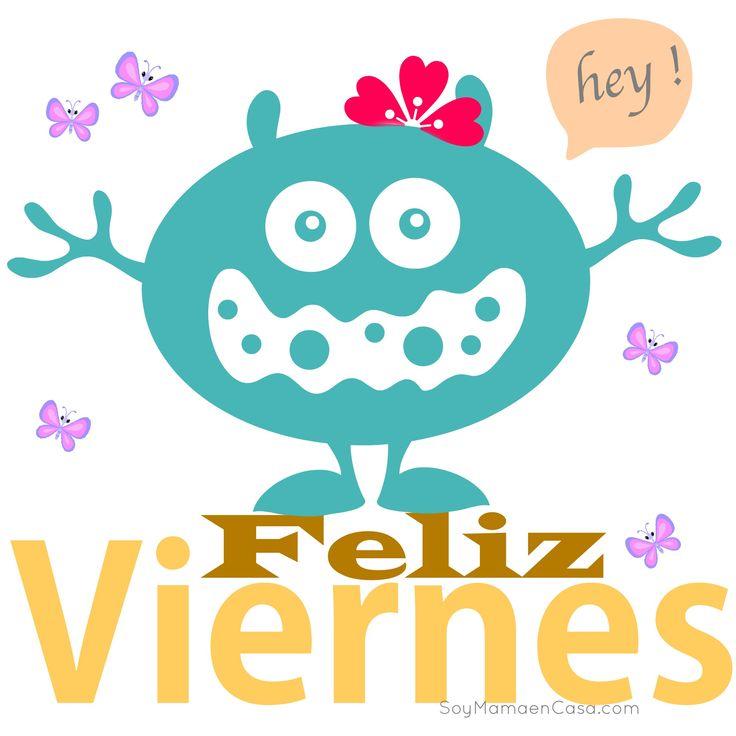 Buenos días ! #feliz #viernes www.soymamaencasa.com