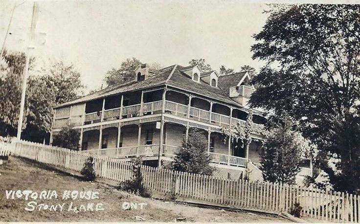 Built in 1890 by John Morgan & wife Elizabeth the Victoria House offered rooms for $1.25 per day and was sold to the Stricklands in 1923 for $10,000. The building now stands vacant.