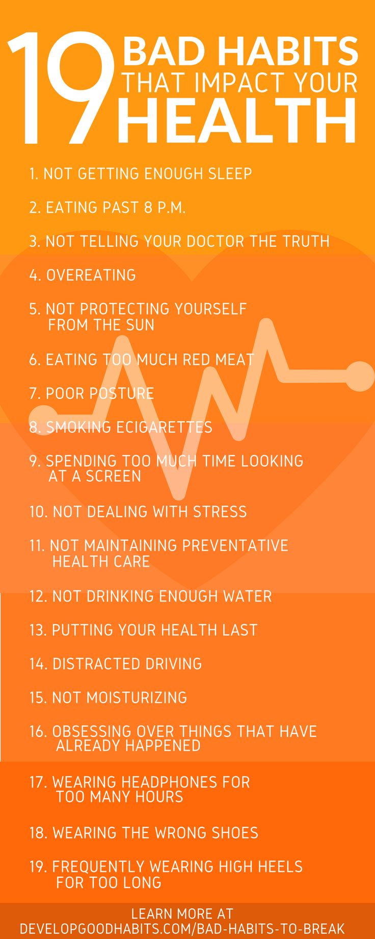 283 Bad Habits (The ULTIMATE List of Bad Habits)