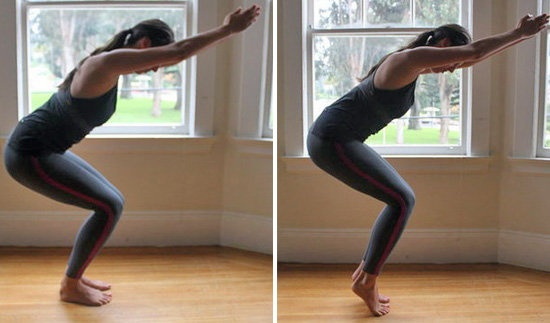 10 ways to work your Inner Thigh