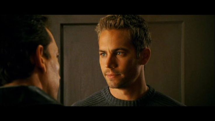 """Paul Walker with a neat and tidy haircut in """"Noel""""."""