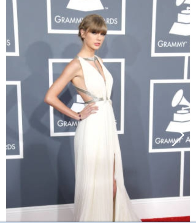 Grammy Fashion Show