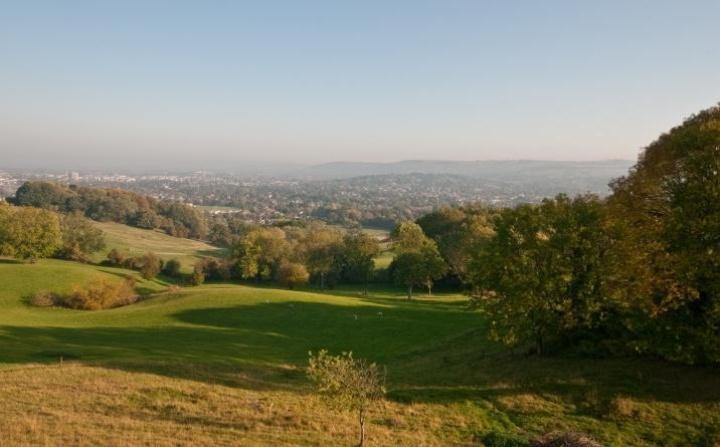 View of Cheltenham