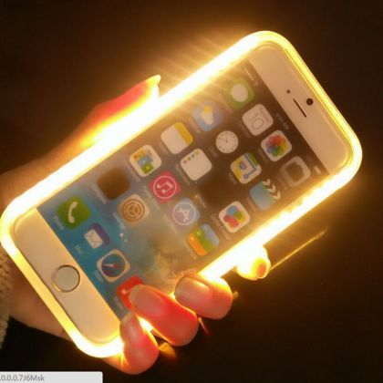 Light Up Luminous Phone Cover for iPhone