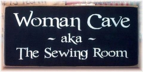 Woman CaveScrapbook Room, The Doors, Quilt Quotes, Woman Caves, Wood Signs, Crafts Room, Art Room, Sewing Rooms, The Crafts