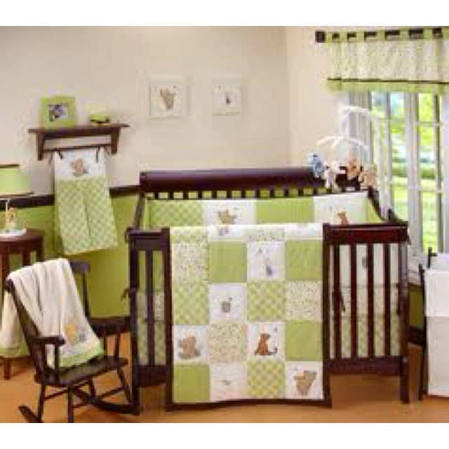 35 best winnie the pooh ideas images on pinterest nursery ideas baby rooms and babies nursery - Cute winnie the pooh baby furniture collection ...