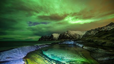 Massive mountains Photo by Anders Hanssen -- National Geographic Your Shot