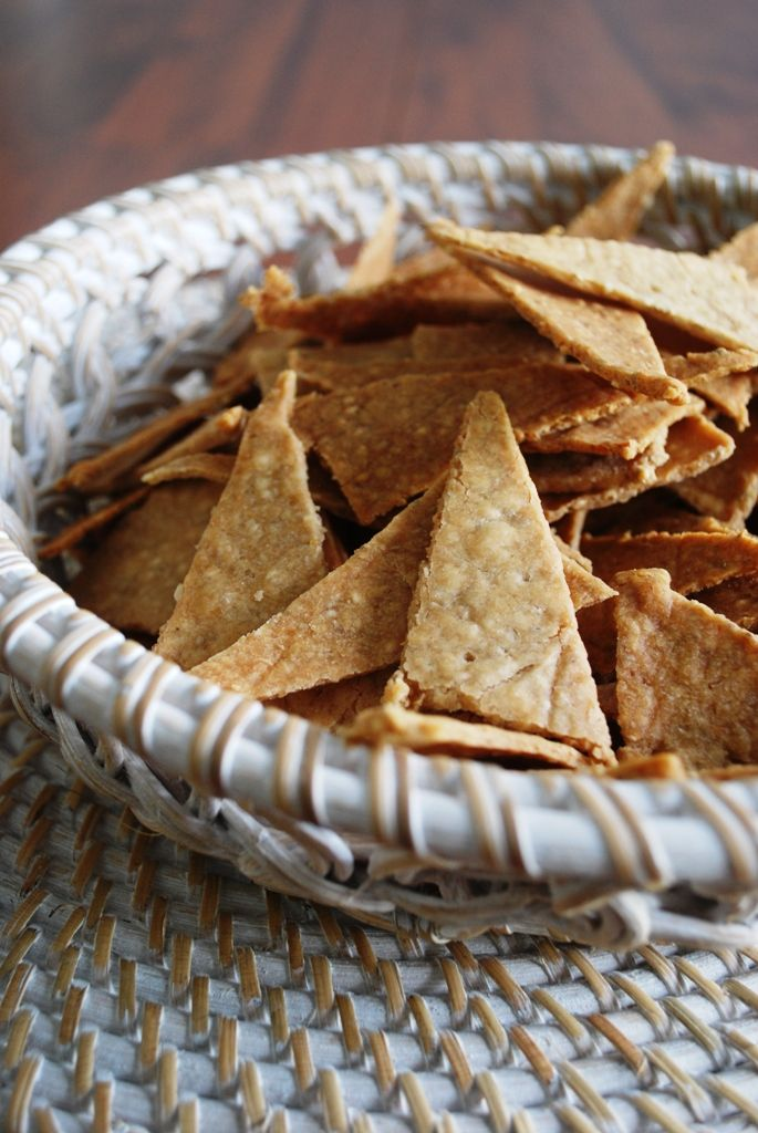 Chia crackers | Thermomix | Jude Blereau